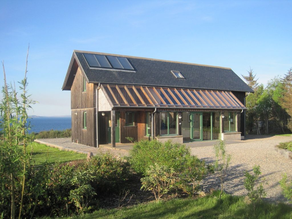 Luxury Eco House With Stunning Sea Views Homeaway