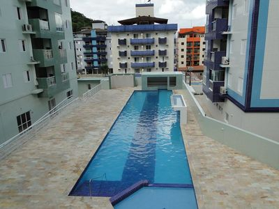 Photo for SUITABLE NEW IN NOBLE AREA BIG BEACH IN UBATUBA.