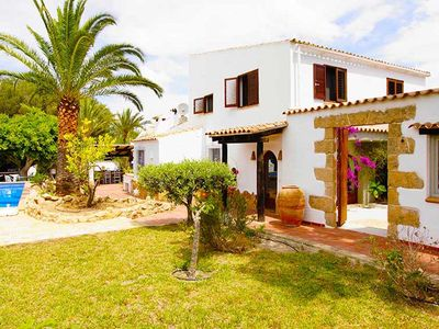Photo for *** Javea Villa *** 3 Bedrooms Villa, Private Pool, Air Con, WiFi, BBQ