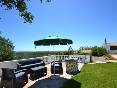 Photo for Typical Algarve Villa For 8 persons Private pool + Free WIFI