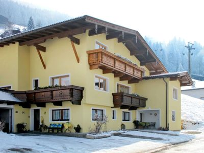 Photo for Apartment Ferienhaus Brugger (MRH545) in Mayrhofen - 8 persons, 3 bedrooms