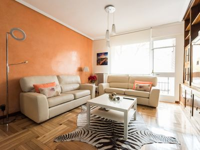 Photo for Spacious 4 bedrooms near museum Reina Sofia Madrid
