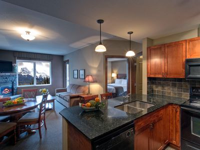 Photo for The Falcon Crest Lodge - One Bedroom Unit #3