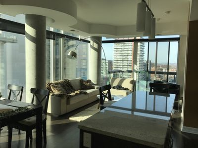 Photo for Luxury 2 bedroom 2 bathroom Unit in the Heart of Downtown Byward