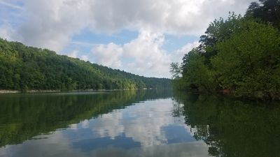 Photo for A Beautiful Retreat on the Undisturbed Scenic Cumberland River