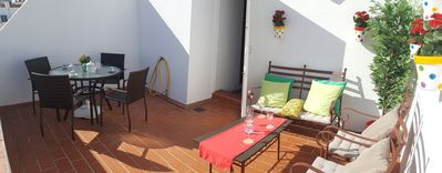 Photo for Beautiful Duplex in Conil with private terrace