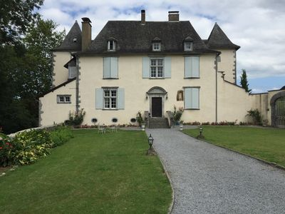 Photo for Château de Porthos, cottage of character, 14 people (6h, 6sdb)