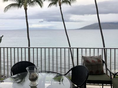 Photo for Royal Mauian #410 2Bd/2Ba Panoramic Ocean View Full A/C, New Listing Sleeps 4