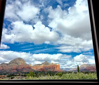Photo for Catch the stars,  you can at BIRCHNEST! Best views in Sedona