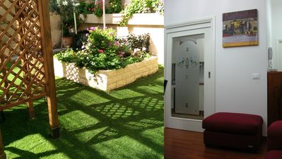 Photo for Independent apartment with garden