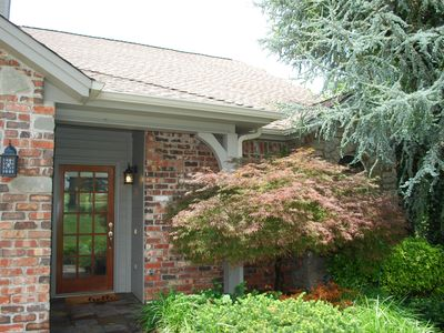 Photo for Lakeside relaxing home located in a quiet gated community