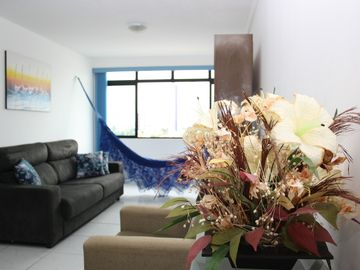 New and furnished apartment, sleeps 6 people