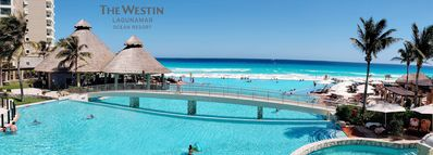 Photo for Westin Lagunamar Oceanview 1 Bedroom Premium , 740 SQF - Full Resort Access