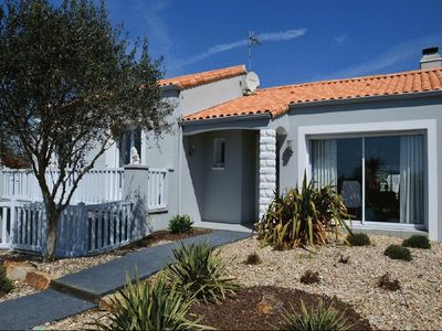 Photo for Villa Les Sables d'Olonne 6 Persons with Heated Pool