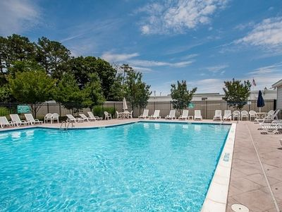 Photo for Great Location!Rehoboth Beach Townhome w/ 3 Master Suites Sleeps 8 Clean & Spacious