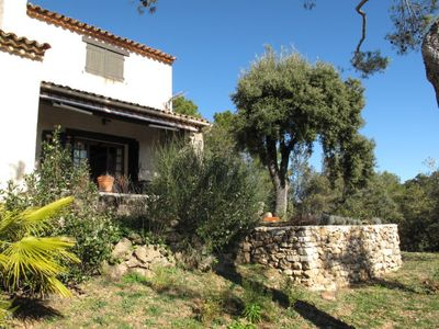 Photo for Vacation home La Farigoule in Tourtour - 8 persons, 3 bedrooms