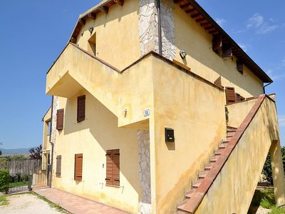 Photo for One bedroom Villa, sleeps 3 in Spoleto with WiFi