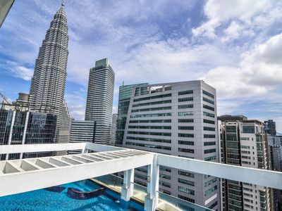 Photo for New !! CozyHome #5, 2 Bedrooms, 350m to KLCC Tower