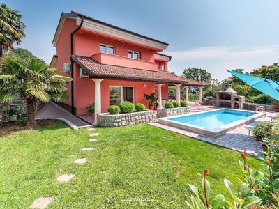 Photo for Villa with private pool near sea and Opatija