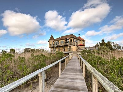 Photo for Waterfront Westhampton House w/Private Pool & Dock