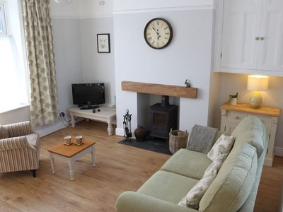 Photo for Pickles Cottage near Skipton, Yorkshire Dales, England - 2-bed, sleeps 3 - Wifi