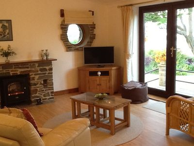 Photo for Lovely Apartment commanding unrivalled views of a nature reserve and the sea