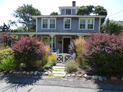 Classic four bedroom vintage beach house, 100 yards from sandy Sagamore Beach
