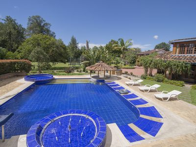 Photo for LUXE Villa in Llanogrande / Pool&Jacuzzi - WIFI by NOMAD GURU