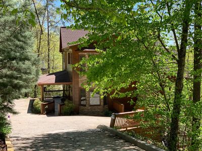 Photo for Evening Shade Lodge - Cozy Paradise In The Mountains