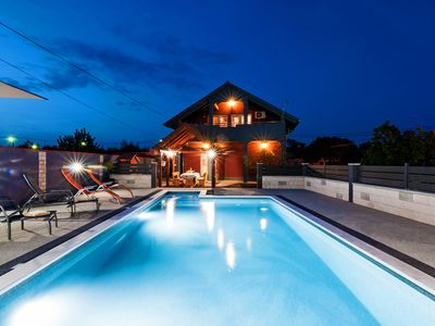 Photo for Villa with private pool and spacious garden for relaxing holiday