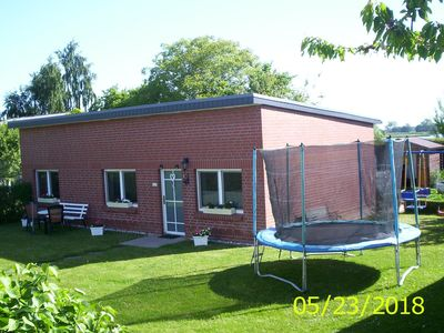 Photo for Holiday apartment Zudar for 2 - 4 persons with 1 bedroom - Holiday apartment