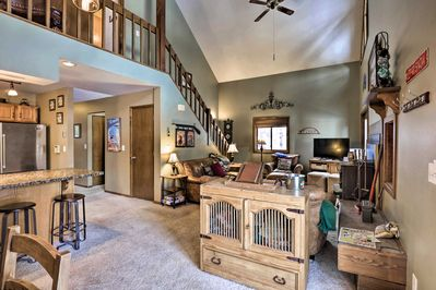 Your Breckenridge vacation rental awaits!