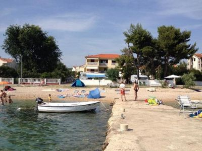Photo for Holiday apartment Sveti Filip i Jakov for 2 - 3 persons with 1 bedroom - Holiday apartment in a vill