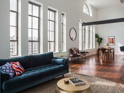 Photo for Stunning 3BR Luxury Penthouse in C.B.D. by Sonder