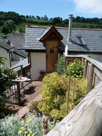 Beautiful Character Cottage in lovely Village setting. 5 * rated