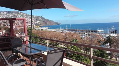 Photo for Superb View Over the Marina Funchal 270º View