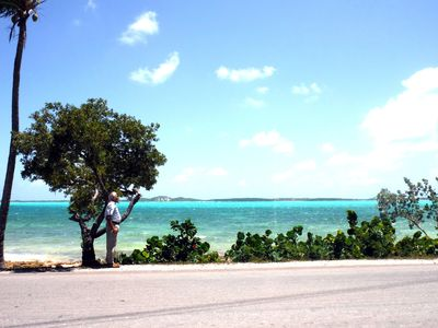 Photo for Paradise in the Bahamas with Ocean views