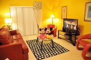 4 Bed 3 Baths Townhome minutes from Walt Disney World Theme Parks!