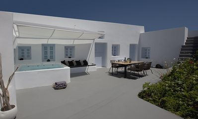 Photo for Holiday house Megalochori for 2 - 6 persons with 2 bedrooms - Holiday home