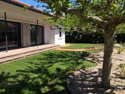 Photo for House 10 pers between beach and lake in Vieux-Boucau-les-Bains