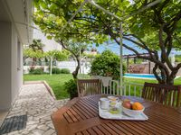 First class apartment in quiet suburban area with beautiful pool and every detail covered by Sanja.