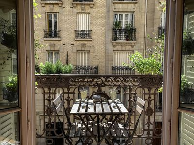Photo for The Parisian Artist Flat - 1br and a balcony !
