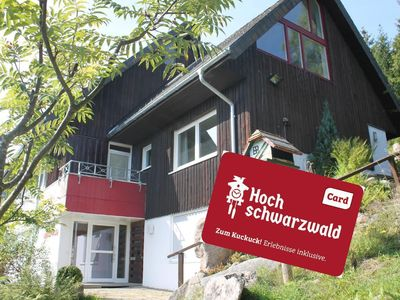 Photo for Apartment Feldberg for 2 - 3 people with 1 bedroom - Apartment in one or more families