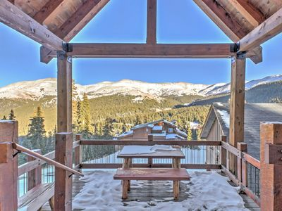 Photo for Breckenridge 'Sky Lodge' - 4BR House w/Hot Tub!