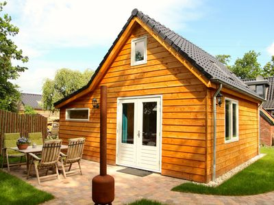 Photo for Ecolodge (sleeps 4) in the Groningen countryside, not far from the city
