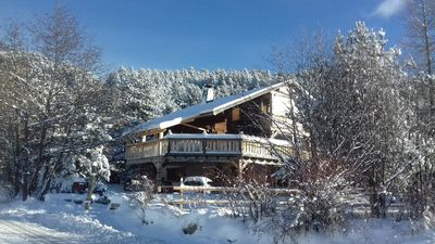 Photo for Chalet Cartier for 4 people, exceptionally 6 people
