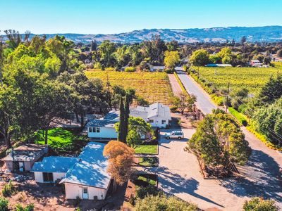 Photo for Stunning Sonoma House, 10 acres -Newly renovated!