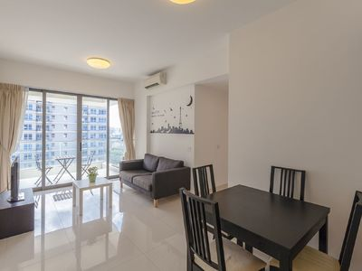 Photo for Amazing Spacious 2 Bedroom Apartment Unit @ Balestier MZ1