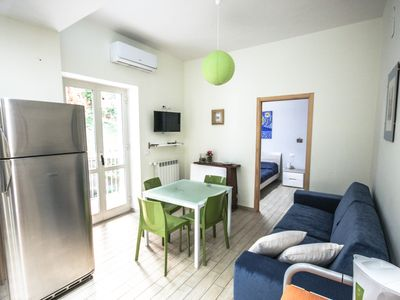 Photo for From Simmi and Rob Delightful apartment in Mergellina