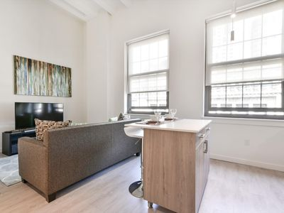 Photo for Downtown Boston | Studio | Full Kitchen | W/D | by GLS